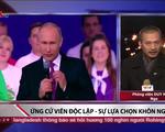 Đường hướng của nước Nga thế nào hậu bầu cử 2018?