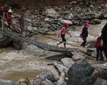 Sơn La: Tuyến tỉnh lộ 109 bị hư hỏng nặng do lũ