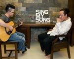 'Đột nhập' phòng tập của Sing My Song trước chung kết