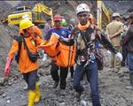 Indonesia: Lở đất trên sườn núi lửa, ít nhất 8 người thiệt mạng