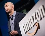 Ông chủ Amazon trở thành người giàu nhất địa cầu