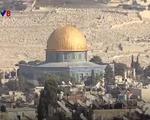 EU ủng hộ giải pháp hai nhà nước Israel - Palestine - ảnh 1