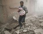 Không kích tại Syria và Yemen, nhiều dân thường thiệt mạng