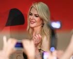 Nicole Kidman và những khoảnh khắc đẹp 'vô đối' tại Cannes 2017
