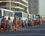 Nhiều nước thắt chặt lao động đến Qatar