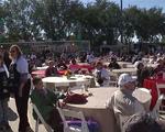 Lễ Tạ ơn ấm áp của nạn nhân bão Harvey tại Houston, Mỹ