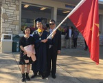 Lê Quang Liêm tốt nghiệp loại xuất sắc Đại học Webster