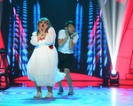 Bước nhảy ngàn cân: 'Búp bê ma Annabelle' nhảy nhạc Hà Hồ cực quyến rũ