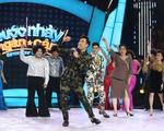 Trấn Thành, bộ ba giám khảo nhảy disco tưng bừng với dàn thí sinh ngàn cân