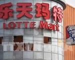 Lotte khởi động đàm phán phân phối lại chuỗi cửa hàng ở Trung Quốc