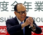 Lý Gia Thành và Jack Ma hợp tác phát triển dịch vụ thanh toán trực tuyến - ảnh 1