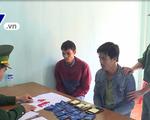 Quảng Trị bắt đối tượng vận chuyển 2300 viên ma túy tổng hợp