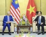 Chủ tịch nước gặp song phương Thủ tướng Malaysia