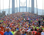 Chạy marathon vì hòa bình - ảnh 1