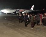Bị đe dọa đánh bom, máy bay Malaysia Airlines phải hạ cánh
