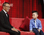 Mặt trời bé con: Cậu bé biết tuốt khiến nhà báo Lại Văn Sâm phải gọi bằng 'thầy'