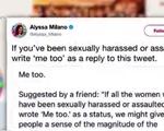 Chiến dịch Me Too - Lời phản pháo của nữ giới trước nạn lạm dụng tình dục