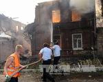 Hỏa hoạn gây thiệt hại lớn tại Nga