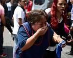 Động đất mạnh tại Mexico, ít nhất 42 người thiệt mạng
