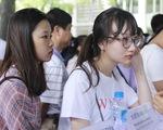 Thí sinh được thay đổi nguyện vọng về ngành, trường, tổ hợp xét tuyển