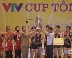 VTV Cup Tôn Hoa Sen 2017 kết thúc: Ấn tượng đội vô địch Sinh viên Nhật Bản
