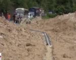 Lai Châu: Huyện Mường Tè bị cô lập do mưa lũ