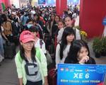 'Chuyến xe mùa Xuân' đưa 5.000 người về quê đón Tết