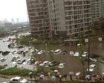 Trung Quốc: Hàng trăm chuyến bay tại Bắc Kinh bị hoãn do mưa bão - ảnh 1