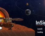 NASA cho phép người dân gửi tên lên sao Hỏa