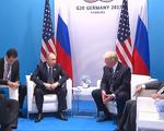 Tổng thống Nga - Mỹ hội đàm bên lề Hội nghị G20