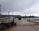Nước lũ dâng cao, gần 6.000 hộ dân ở Phú Yên, Bình Định bị ngập