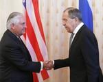 Ngoại trưởng Nga, Mỹ hội đàm sau căng thẳng Syria