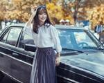 """Vietnam""""s Next Top Model 2017: Hotgirl Thanh Vy ngậm ngùi rút lui"""