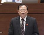 Bộ trưởng Nguyễn Xuân Cường lý giải khủng hoảng thừa thịt lợn