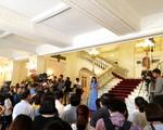 Cận cảnh tour tham quan du lịch mới tại Nhà hát lớn Hà Nội
