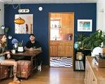 Cặp đôi 'nghiện' mèo biến ngôi nhà hơn 58 m2 thành nơi ở lý tưởng
