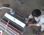 Nông dân Việt sáng chế robot gieo hạt, xuất khẩu đi nhiều quốc gia