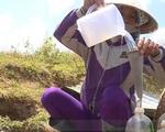Nghịch lý thiếu nước ngay cạnh... công trình cấp nước