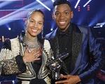 Học trò Alicia Keys đăng quang quán quân The Voice Mỹ mùa 12
