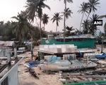 Bão Ockhi gây thiệt hại tại Ấn Độ và Sri Lanka