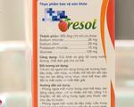 Hiểm họa từ việc dùng Oresol dạng thực phẩm chức năng cho trẻ