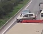 """Đã xác định thông tin 3 ô tô """"rồng rắn"""" đi ngược chiều trên cao tốc"""