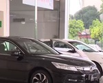 Thị trường xe 4 bánh Việt Nam ngưng trệ chờ diễn biến mới