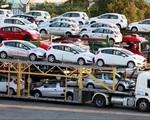 Cuối năm, nhập khẩu ô tô tăng mạnh