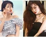 Suzy khoe tóc ngắn hiền dịu, Sulli hóa nàng công chúa nổi loạn