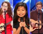 Những giọng ca cực 'đỉnh' làm giám khảo America