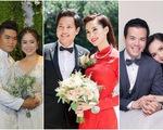 Những đám cưới 'gây sốt' của sao Việt trong năm 2017