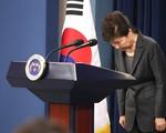 Tổng thống Hàn Quốc Park Geun-hye bị phế truất