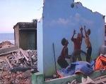 Quảng Nam: 4 bức bích họa làng Tam Thanh bị phá dỡ