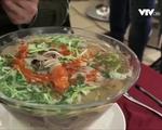 Cuộc thi ăn phở 'khổng lồ' tại Nga